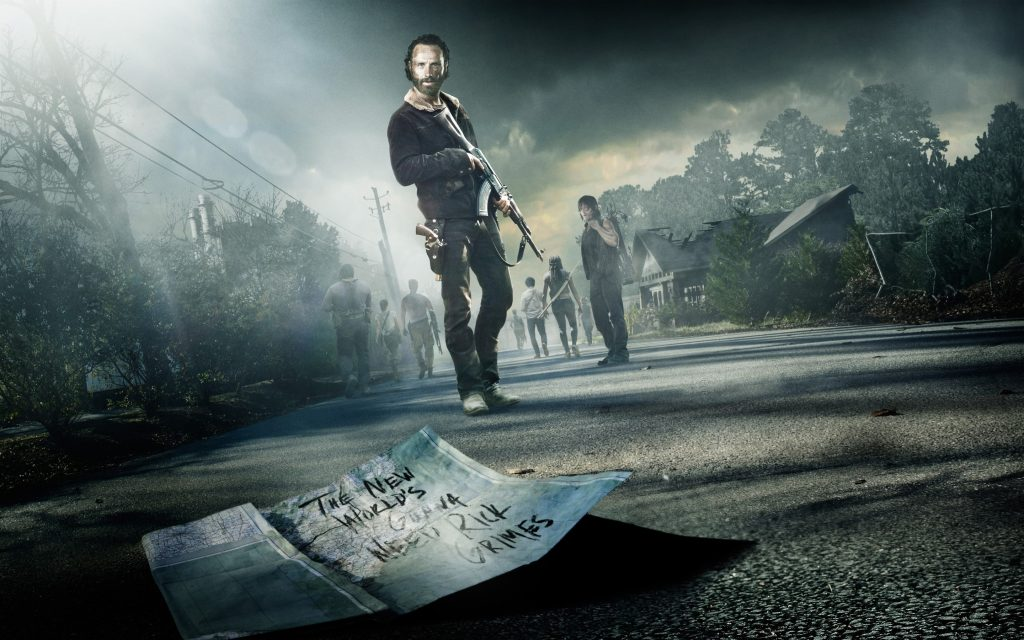 The Walking Dead Wallpapers – TWD Facts You Should Know