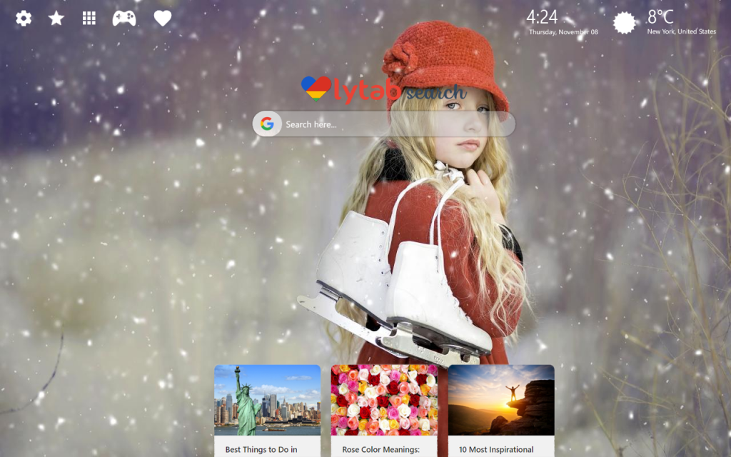 Cute Girly Wallpapers HD & New Tab Themes