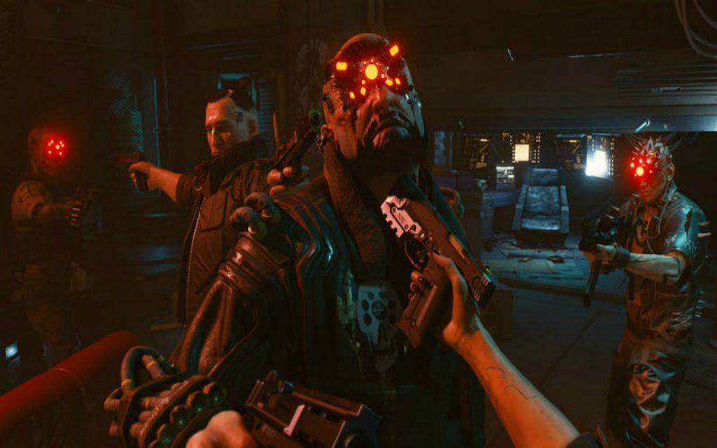 Cyberpunk 2077: Aims For Red Dead Redemption 2 Quality