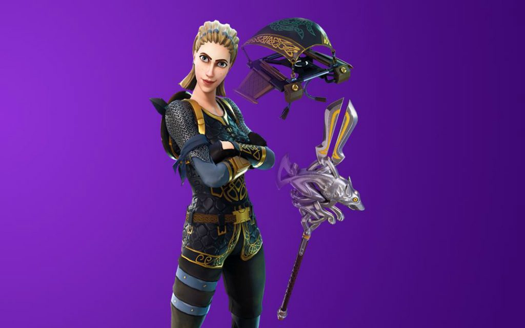 EPIC GAMES: Fortnite Is Getting First Cosmetic Bundle