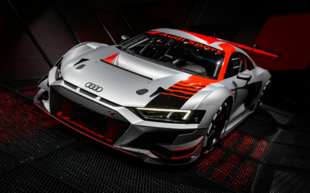 2019 Audi R8 Preview: Updates to LMS race car