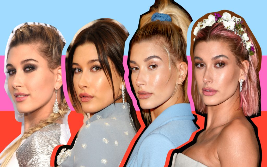 Hailey Baldwin's 4 Most Memorable Beauty Looks