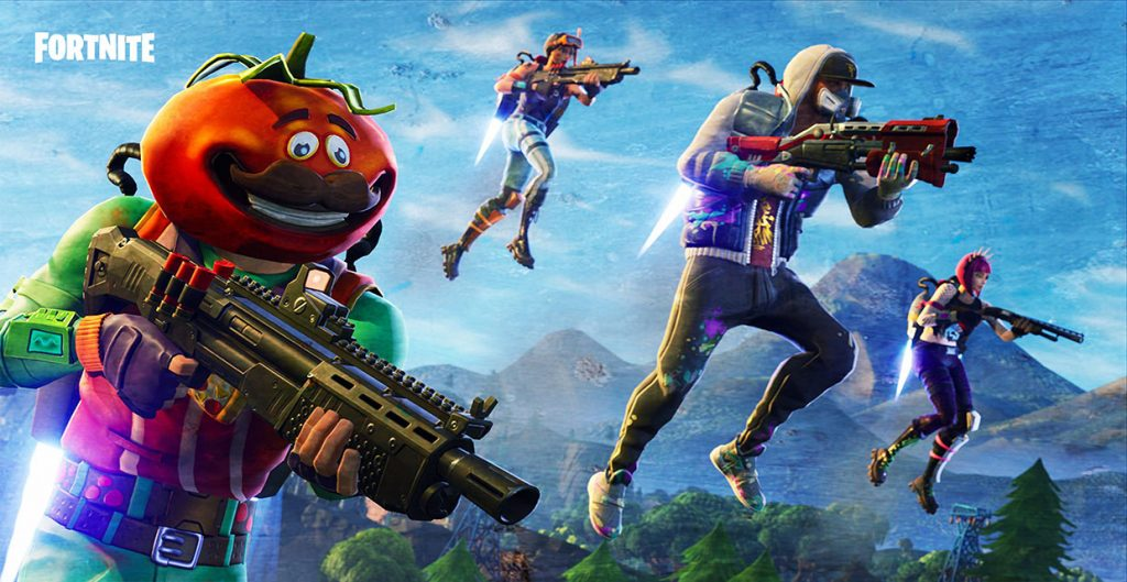 Fortnite Season 5 Wallpaper HD Themes