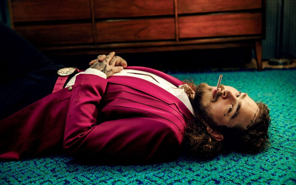 Post Malone – Name Meaning and the 'Always Tired' Tattoo + Wallpapers