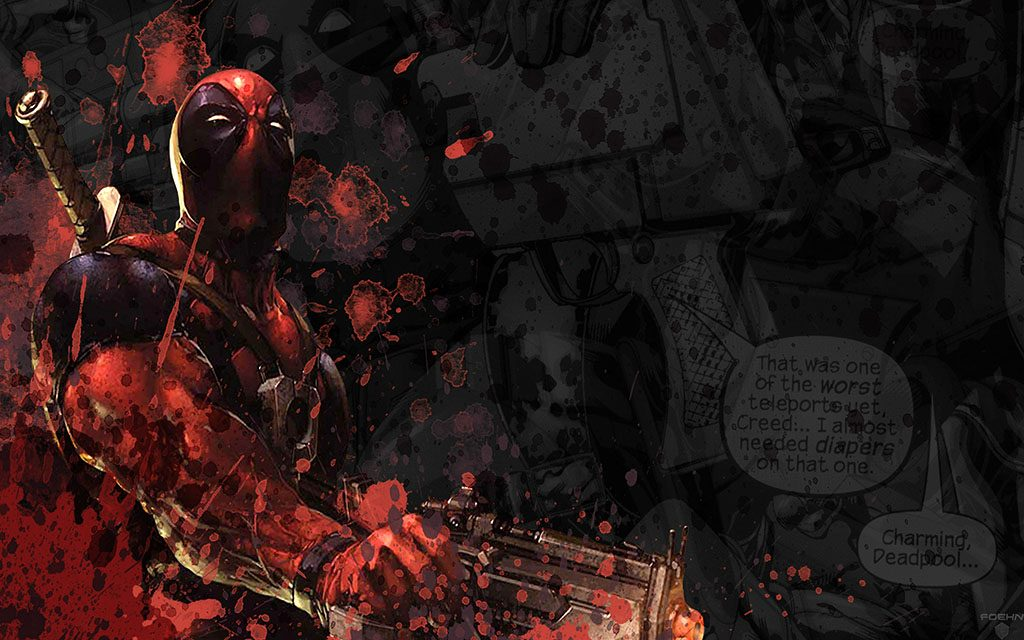 Dead Pool Wallpaper HD