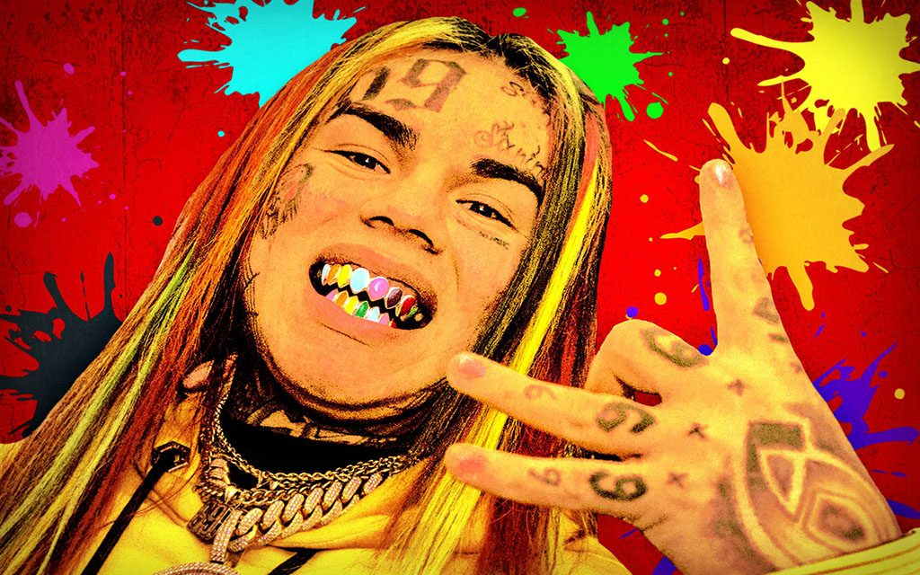 6ix9ine HD Wallpaper Themes