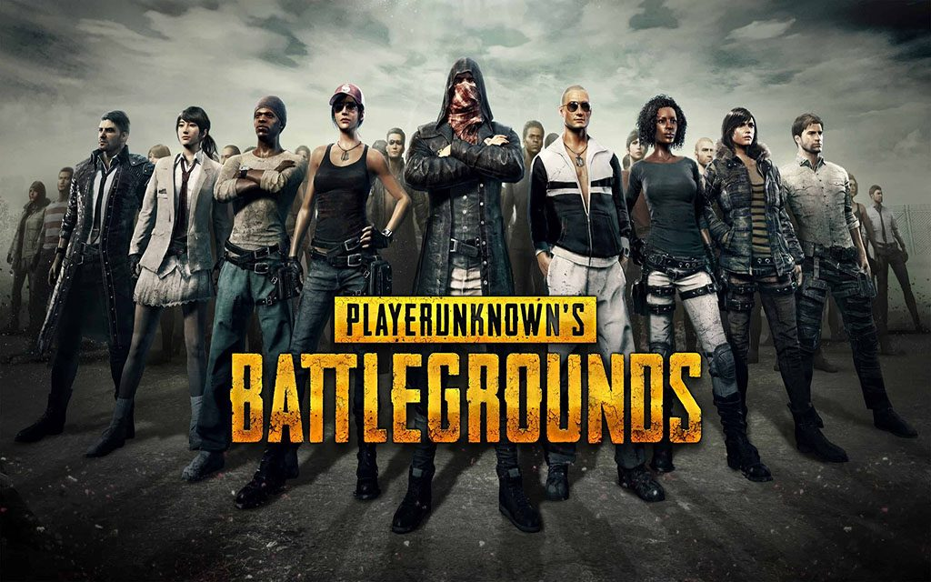 PUBG Features New Tab Themes & HD Wallpapers
