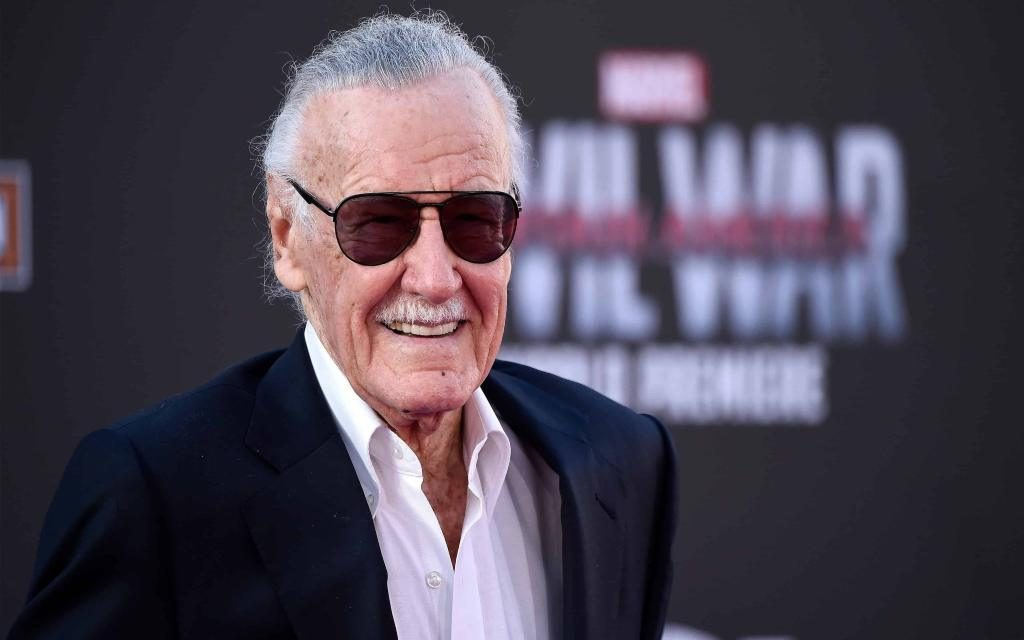 Stan Lee Wallpaper HD & Backgrounds