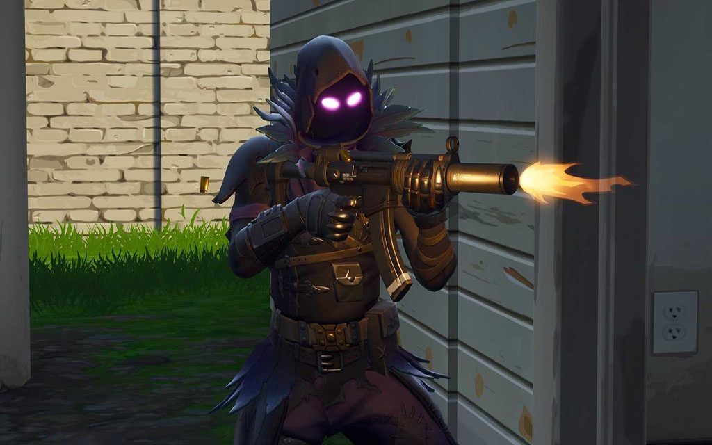 Raven Skin Fornite Wallpaper & Fortnite Skins