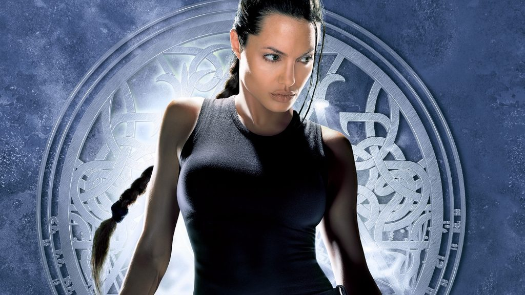 Angelina Jolie's Comments and Interview on Tomb Raider + HD Wallpapers