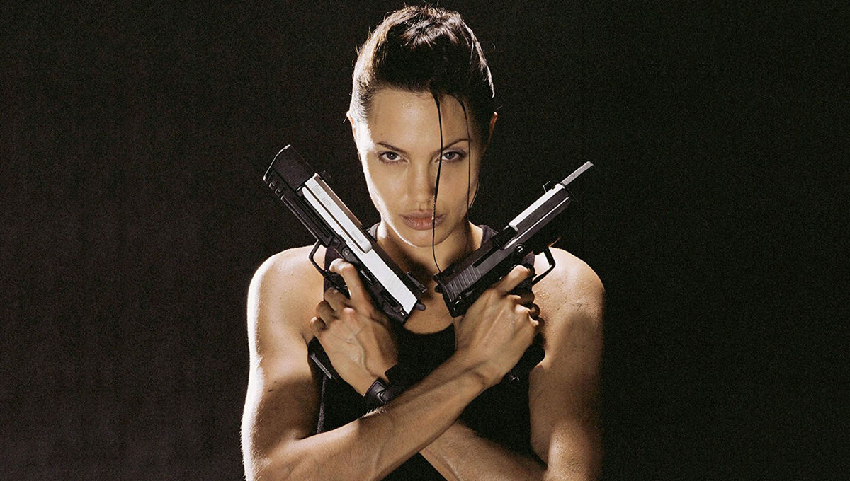 Angelina Jolie S Comments And Interview On Tomb Raider Hd
