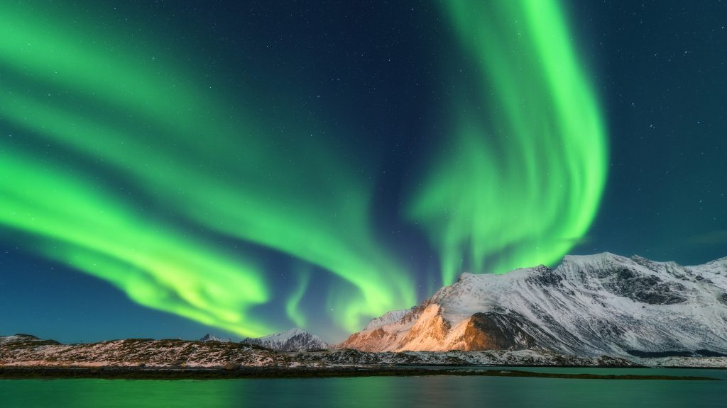 Northern Lights Wallpapers – Aurora Borealis Sky Magic