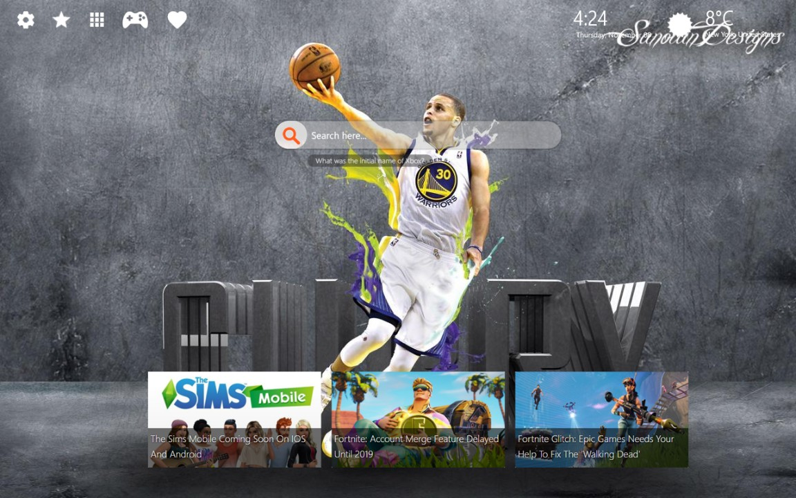 Stephen Curry Wallpapers, NBA Wallpapers