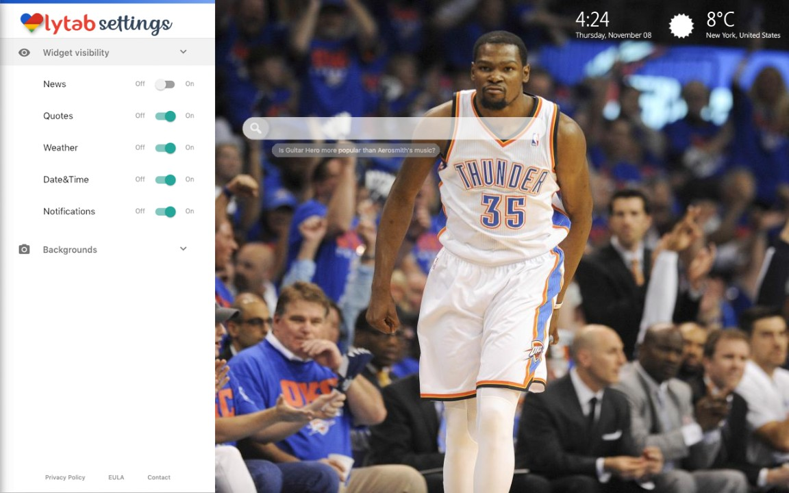 Kevin Durant 4K Wallpapers New Tab Kevin Durant 4K Wallpapers New Tab