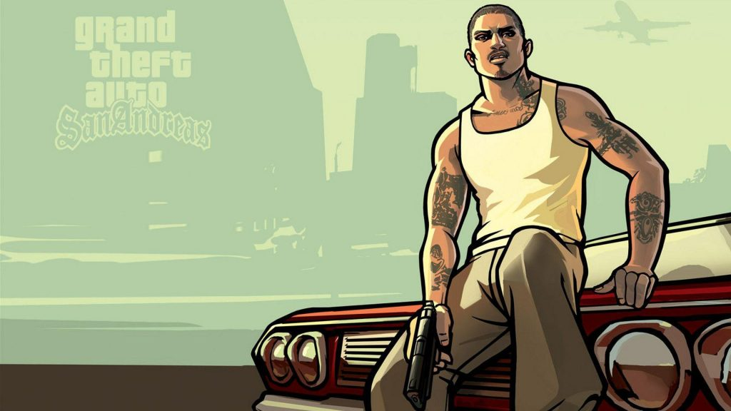 GTA San Andreas Wallpapers – We Never Get Tired Of It