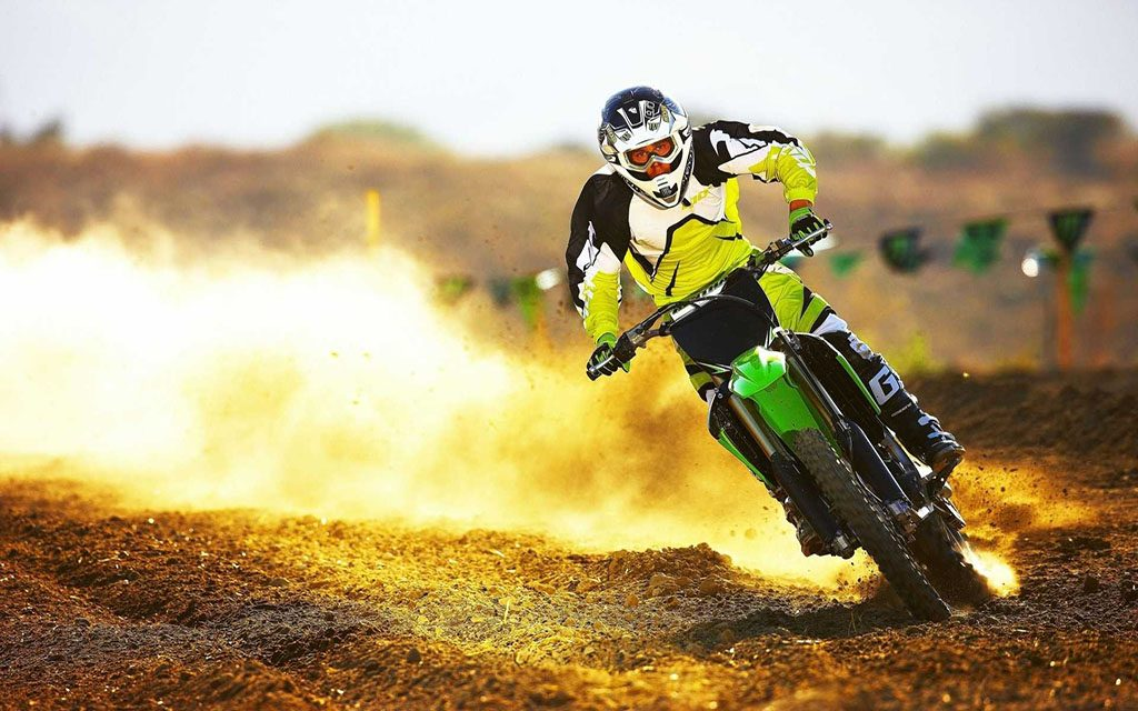 Motocross Wallpaper HD Dirt Bike New Tab