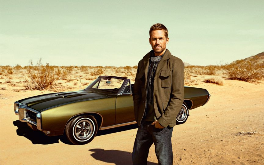 Amazing Paul Walker Wallpapers