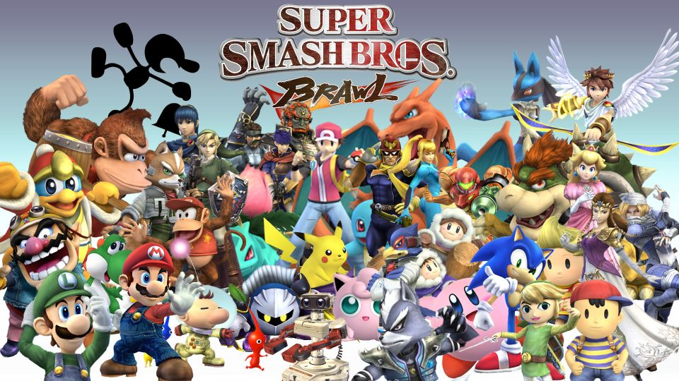 Amazing Super Smash Bros Wallpapers