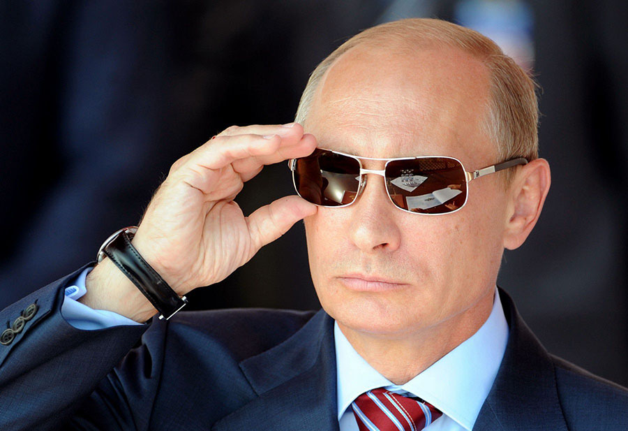 Vladimir Putin Wallpapers and Some Facts You Didn't Know