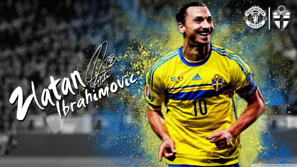 Amazing Zlatan Ibrahimovic Wallpapers