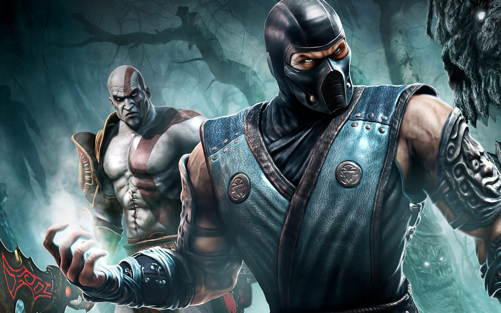 Mortal Kombat Wallpapers – Mortal Kombat Characters and More!