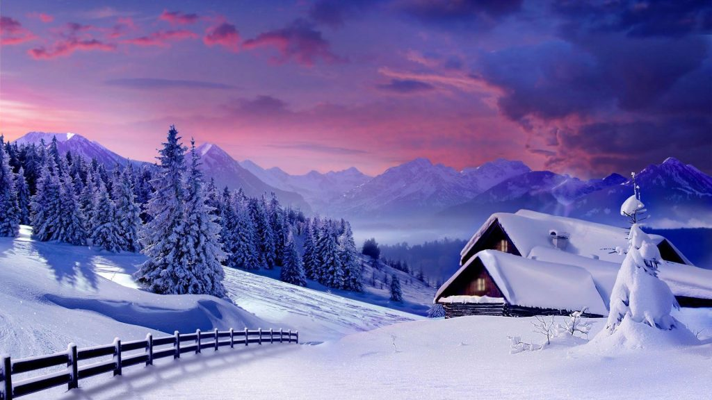 Winter and Snow Landscapes for Your Google Chrome + Facts About This Beautiful Season
