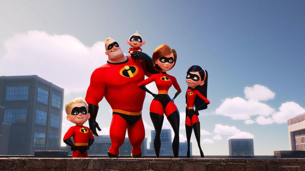 The Incredibles 2 Wallpapers – Must Watch Family Cartoon!
