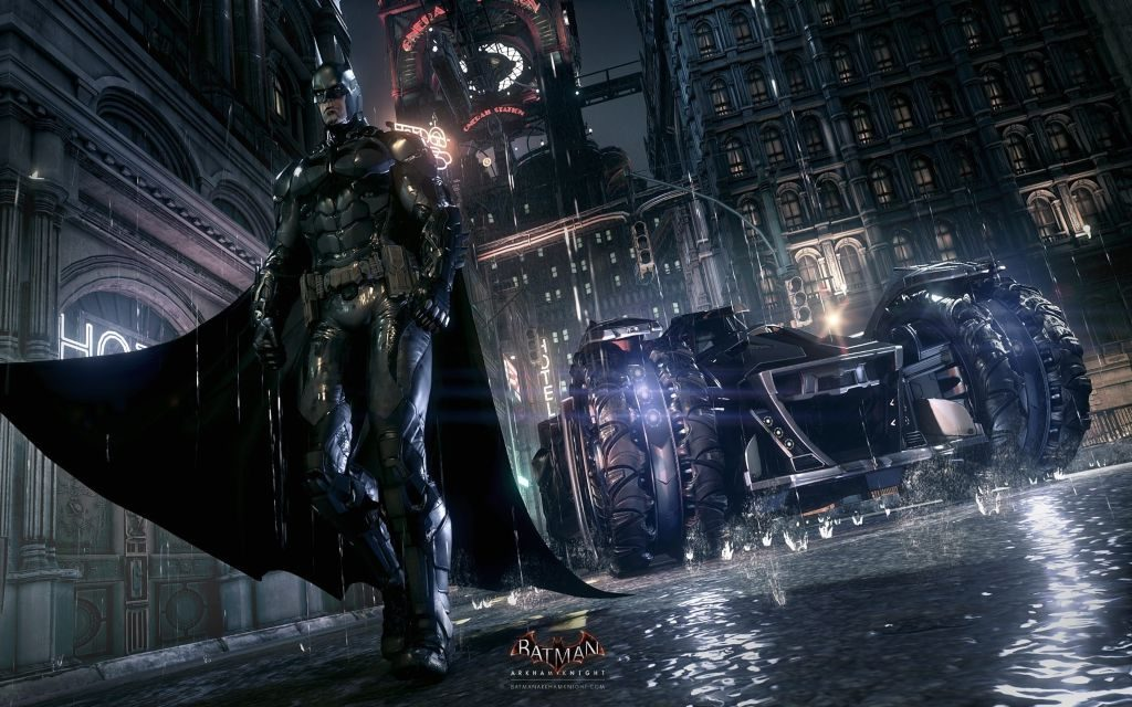 Arkham Knight – 4K Wallpapers of the Mysterious Villain!