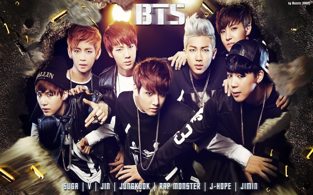 Best Bangtan Boys BTS Wallpapers and Themes Here!