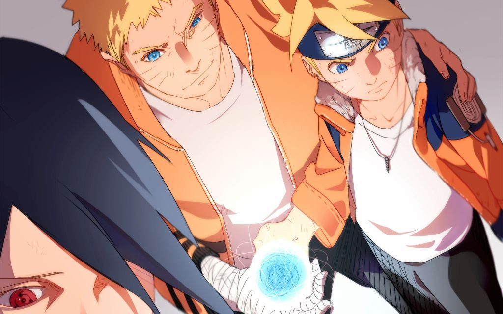 Boruto Naruto the Movie Wallpaper HD New Tab