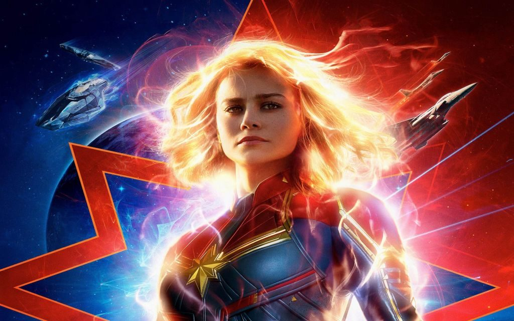 Captain Marvel Wallpaper HD – Is Captain Marvel going to save Avengers and World?!