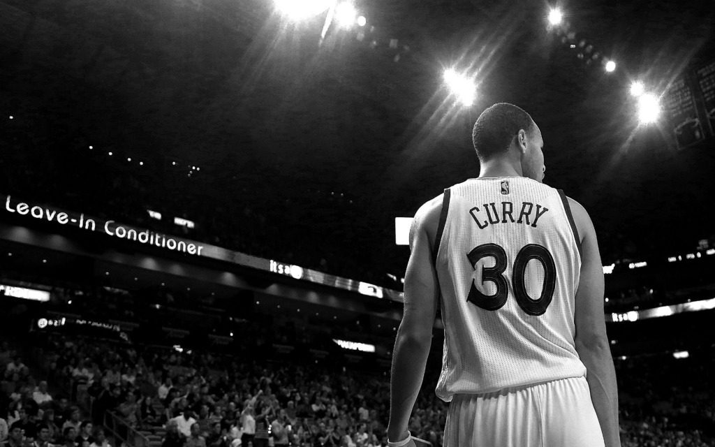 Curry HD Wallpapers & The Best Efficiency He Ever Had!