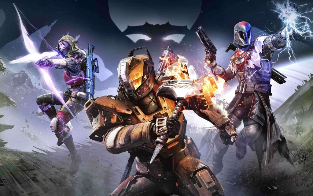 Destiny HD Wallpaper Chrome Themes – Become the Legendary Guardian!