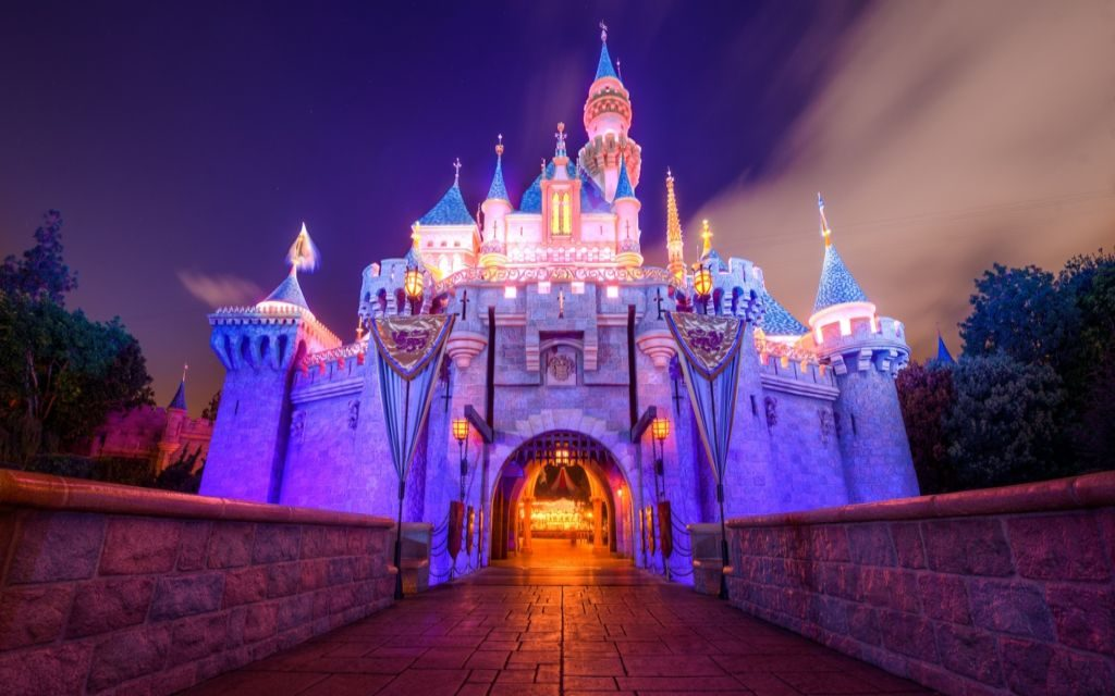Magical Disney Wallpaper & Backgrounds for Chrome