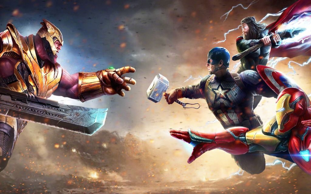 Avengers Endgame Wallpaper HD – Who Will Rescue Tony Stark?!