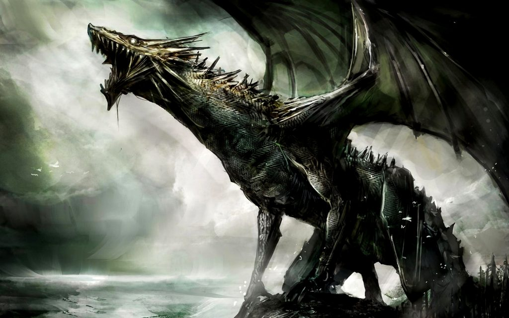Dragon HD Wallpapers – Fascinating and Legendary Creature!