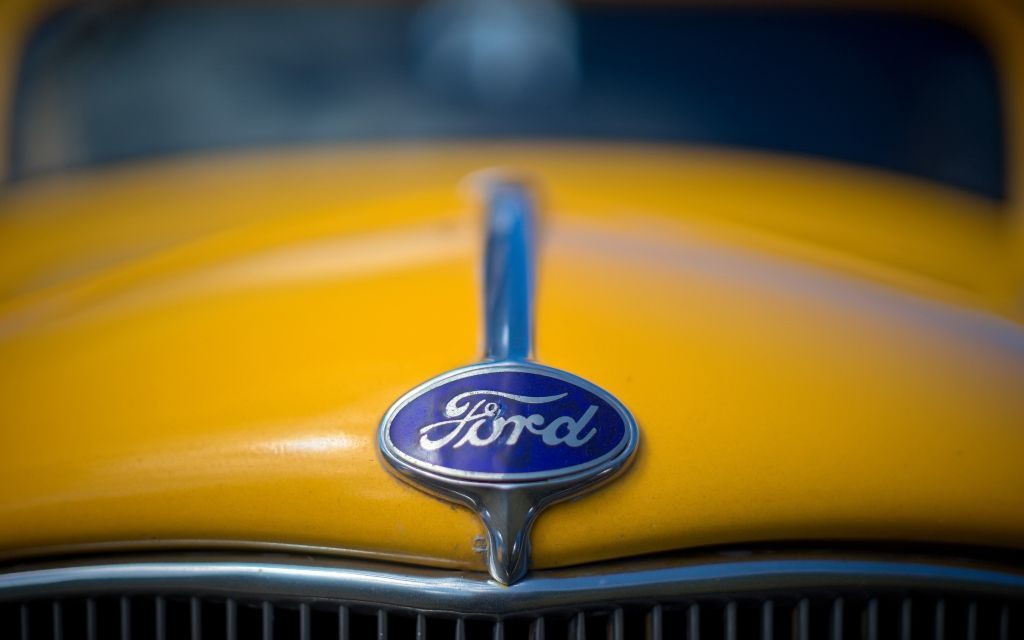 Ford Wallpaper HD New Tab Theme