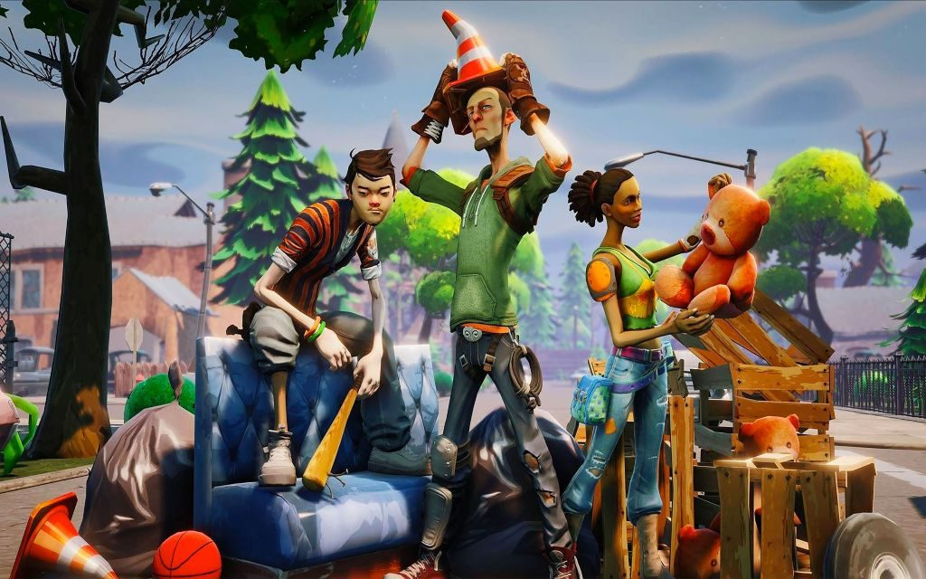 Fortnite Christmas HD Wallpapers – For All the Fans of Fortnite!