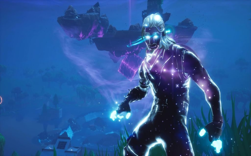 Best Fortnite Galaxy Skin Hd Wallpapers New Themes Lovelytab