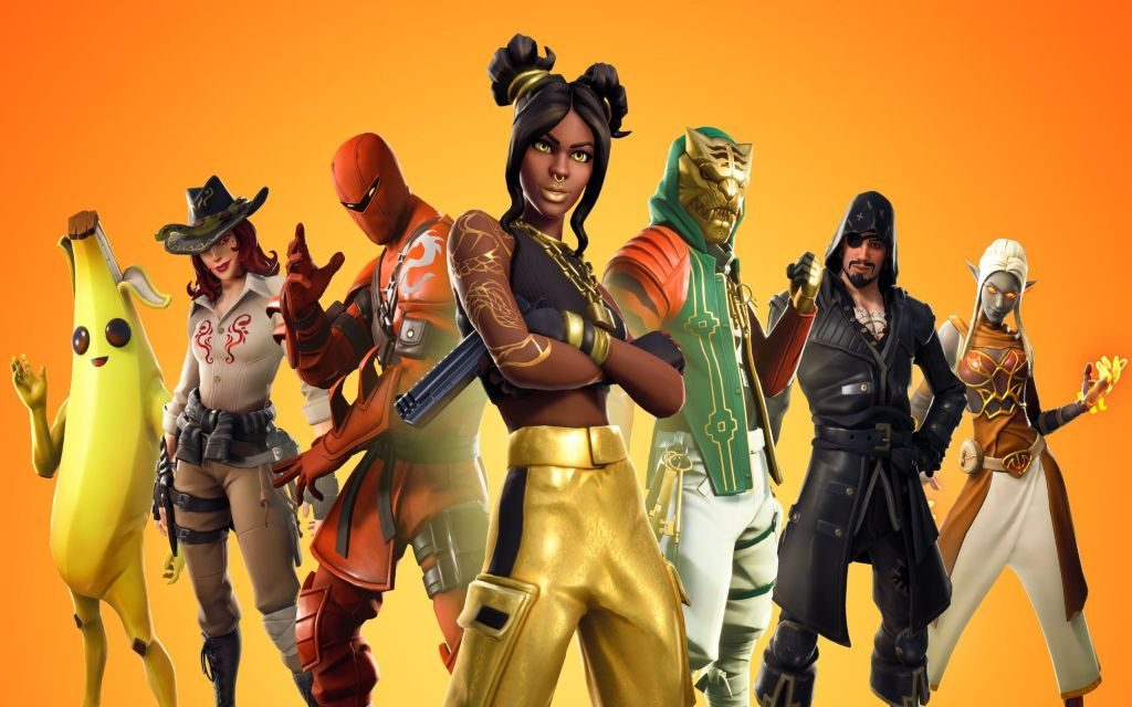 Exclusive Fortnite Season 7 Skins + HD Chrome Themes
