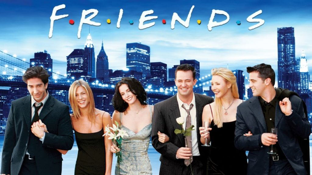 Friends Show Wallpapers – A Timeless HIT!