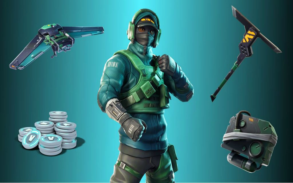 Fortnite and Nvidia Geforce Release An Exclusive Bundle