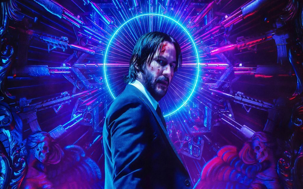 John Wick 3 Wallpaper & New Backgrounds
