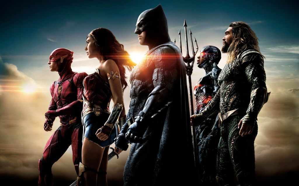 Justice League HD Wallpaper  + Best NEW Chrome Themes!