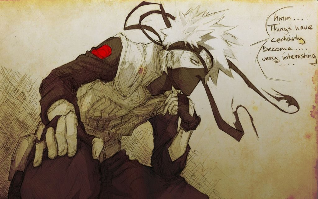 Awesome Kakashi Hd Wallpapers New Backgrounds Lovelytab
