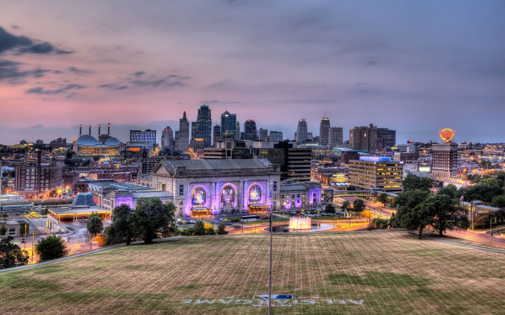 Kansas City Wallpaper HD + New Tab Themes