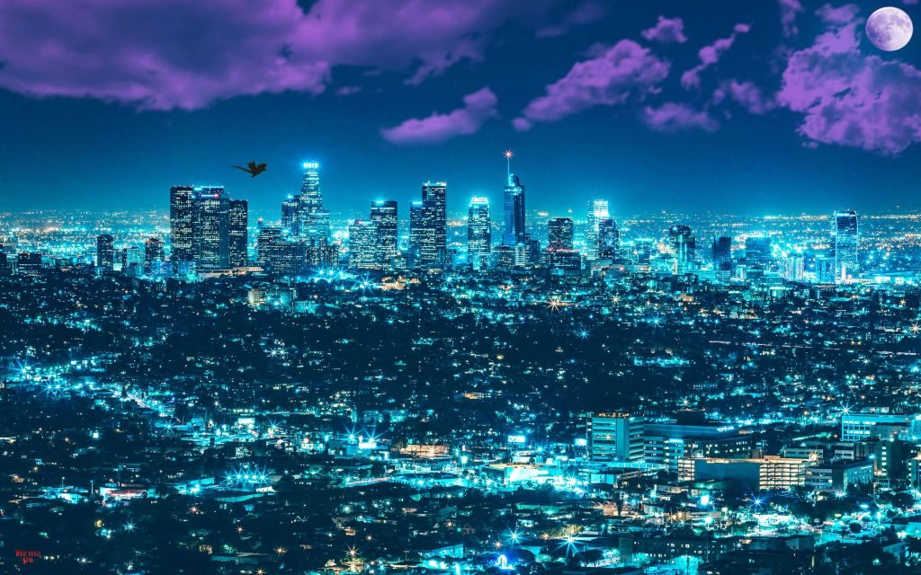 Los Angeles Wallpapers & HD Chrome Themes