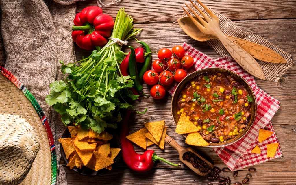 Mexican Food Recipes 4k Wallpapers & Chrome Themes