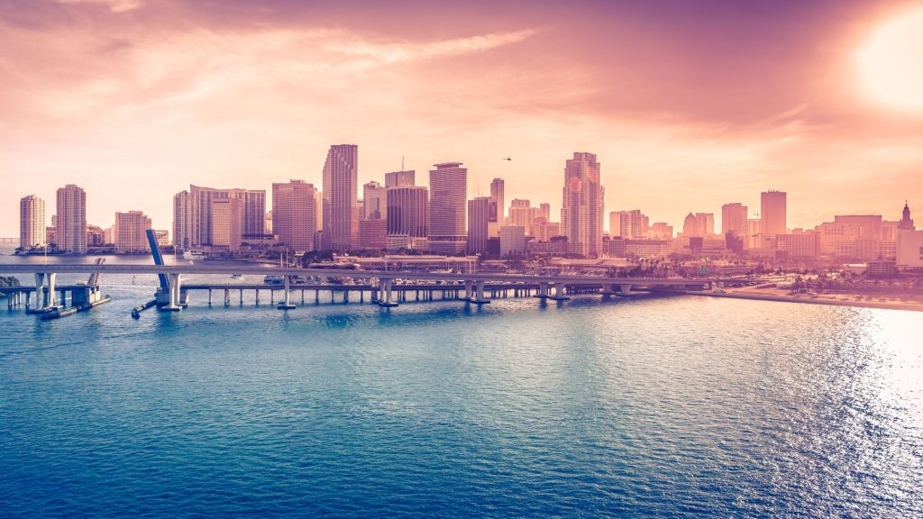 Miami HD Wallpapers & Backgrounds New Tab