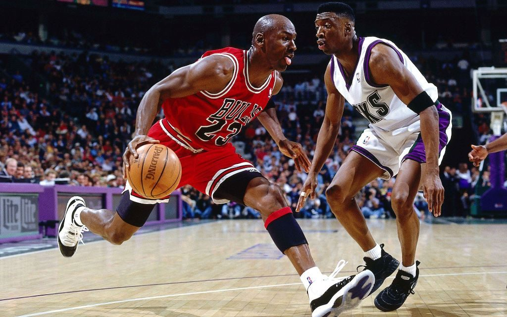 Michael Jordan Wallpaper HD Chrome New Tab